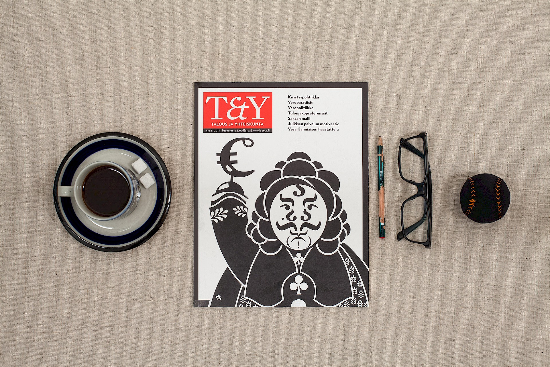 : T&Y Cover 3/2013