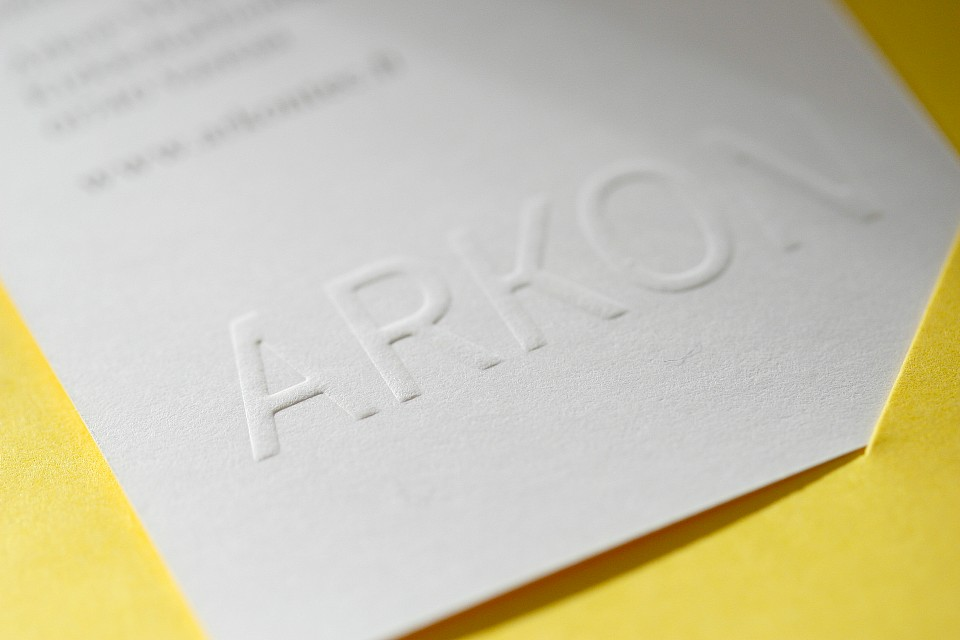 Arkon: Business card
