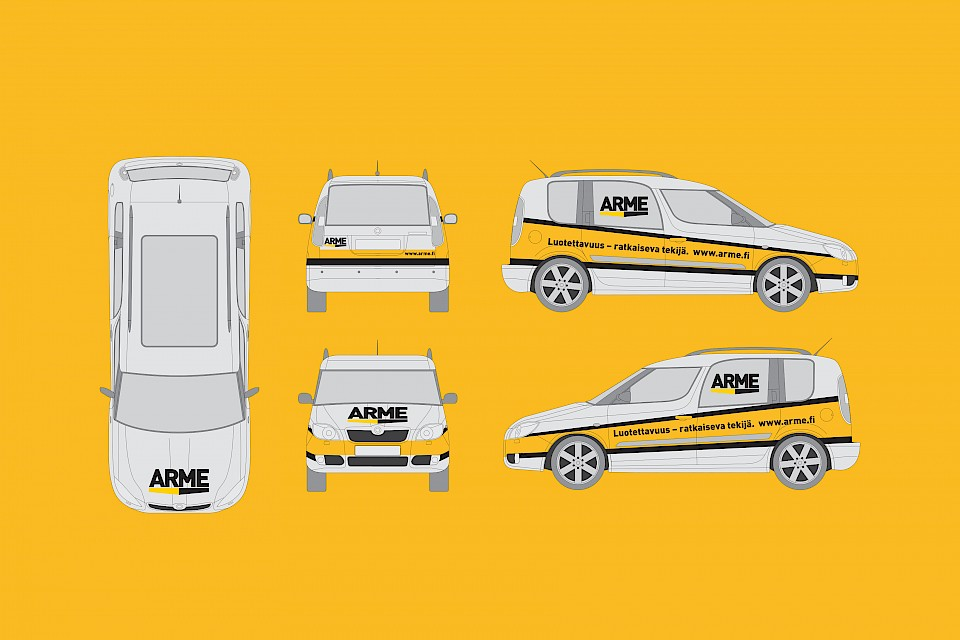 Arme: Arme vehicle