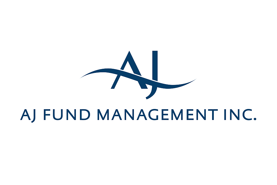 AJ Fund Management Inc.: Logo, international version