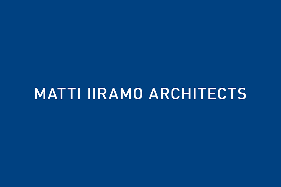 Matti Iiramo Architects: Logo, international version