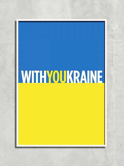 Immediate Response Gallery: Withyoukraine