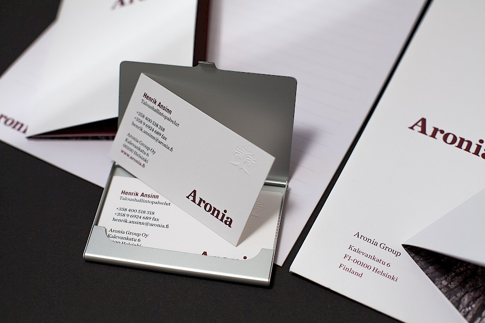 Aronia Group: Aronia prints