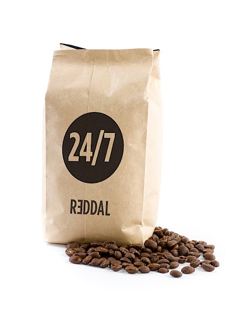 Reddal: 24/7 coffee