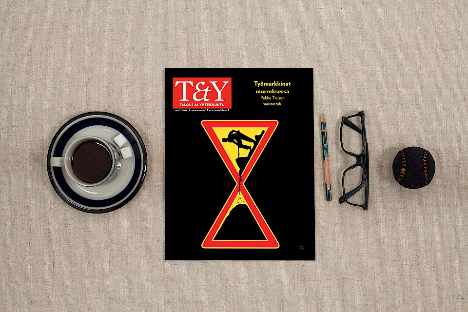 T&Y Magazine: T&Y Cover 3/2014