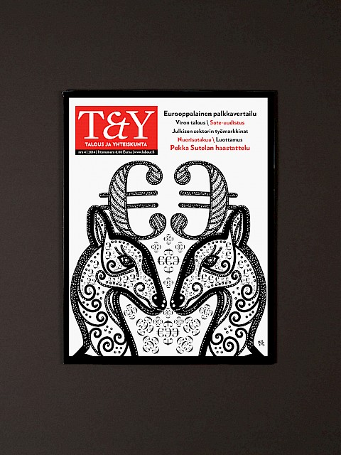 T&Y Magazine: T&Y Cover 4/2014